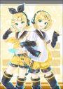 Kagamine Rin Len if illust KEI