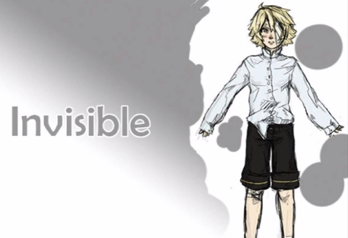 Invisible/J Sime