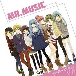 """Image of """"Mr.Music (album)"""""""