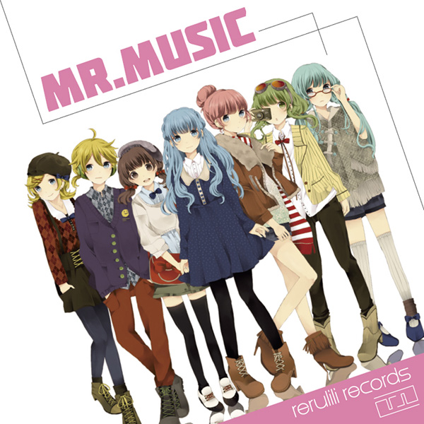Mr.Music (Album)