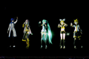 Miku Party 2012 Starduster