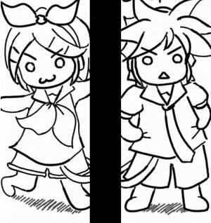 R☆L滑舌探求歌 (R☆L Katsuzetsu Tankyuu Ka)