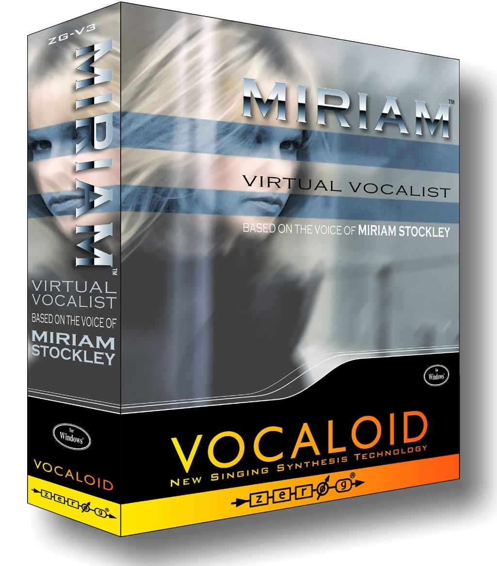MIRIAM (VOCALOID1)
