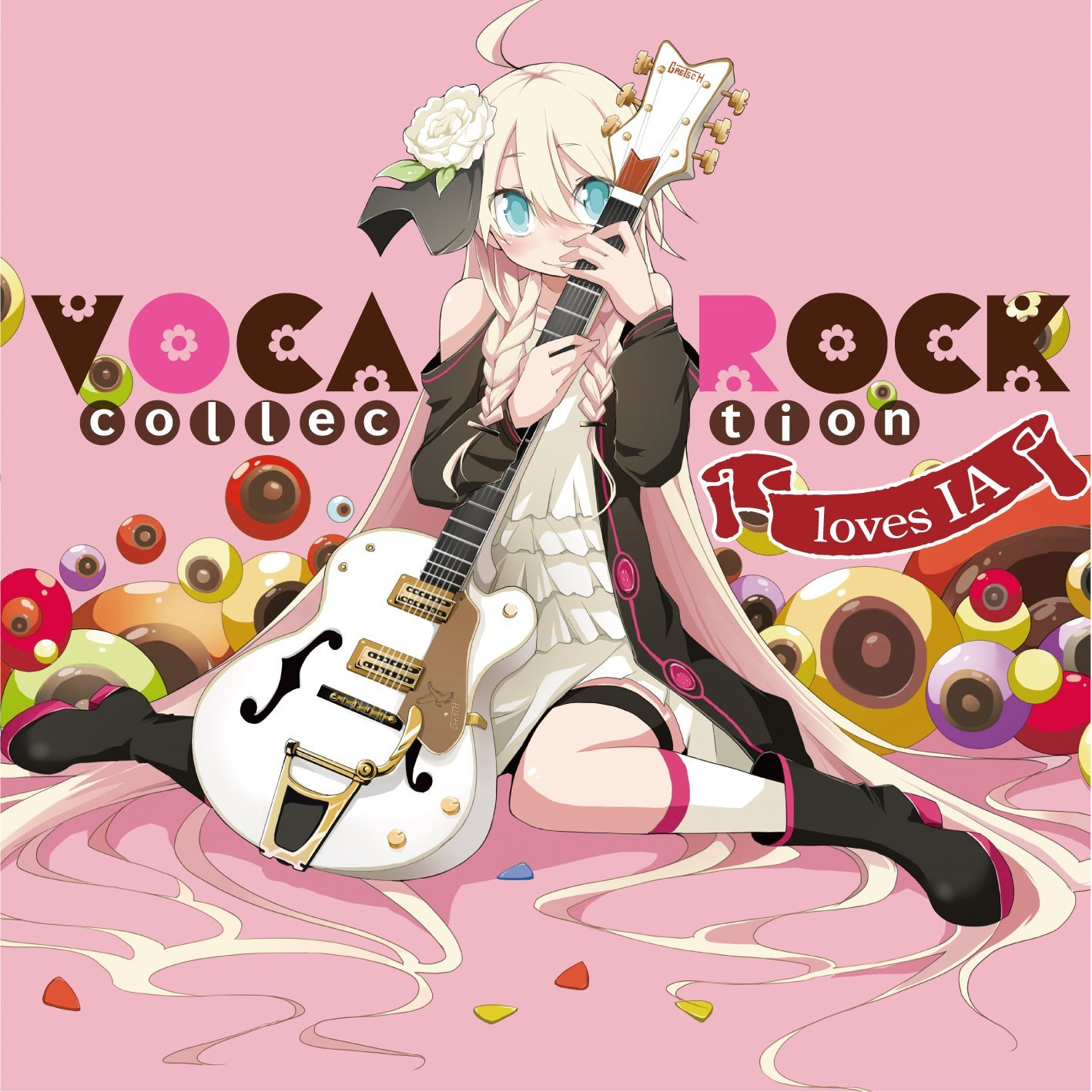 VOCAROCK collection loves IA