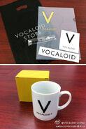 VOCALOID3 Goods & Mug