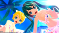 Summer idol f loading screen