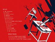 Inai Inai Reboot album-Back cover
