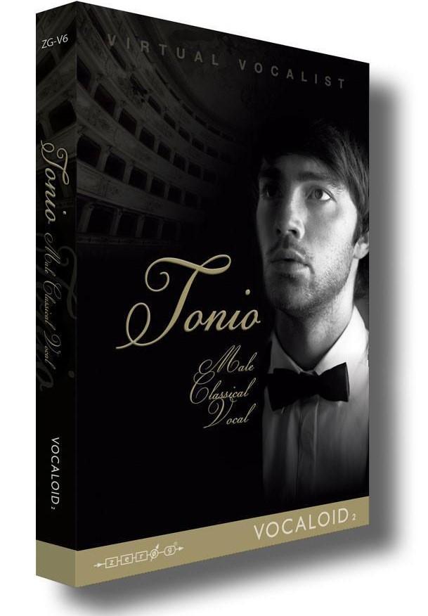 Tonio (VOCALOID2)