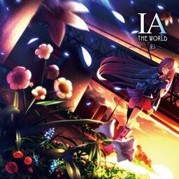 "Image of ""IA THE WORLD ~影~ (Kage)"""