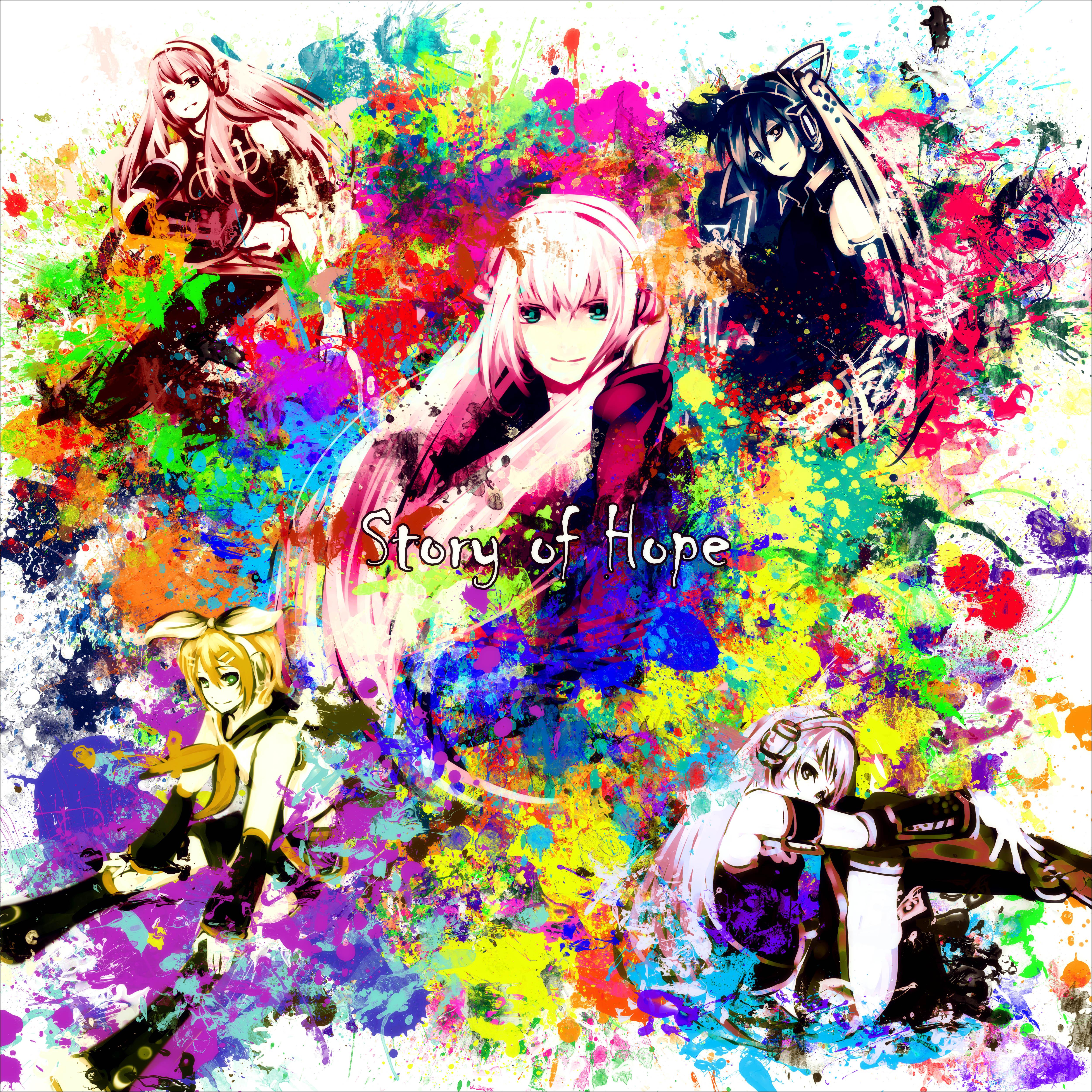 Story of Hope/Yuyoyuppe