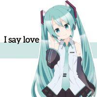 ラマーズP - I say love (album).jpg