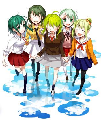 "Image of ""きょうもハレバレ (Kyou mo Harebare)"""