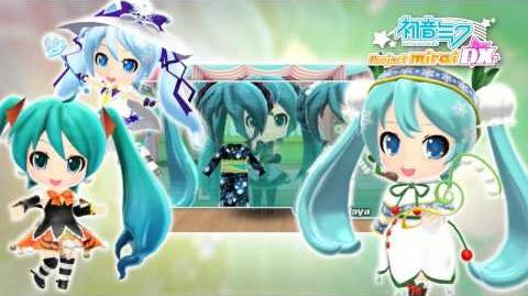 CuBaN VeRcEttI/Hatsune Miku: Project Mirai DX ya a la venta en la consola 3DS