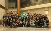 Miku Expo Indonesia Staff