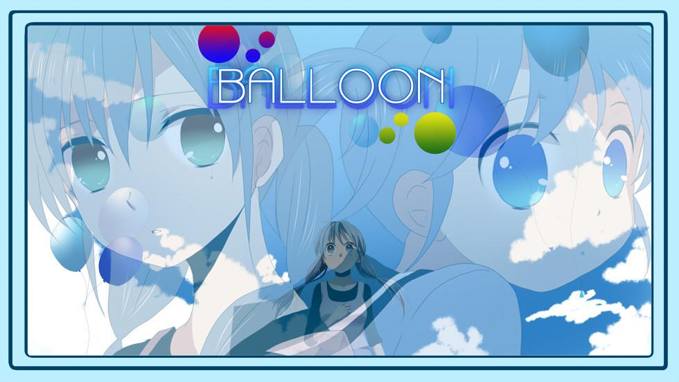 BALLOON/Tiara