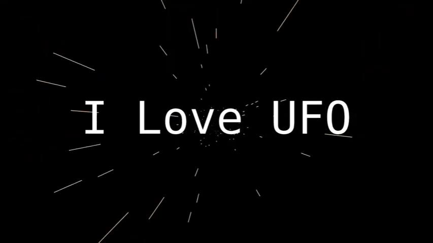 I Love UFO