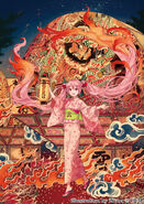 Hirosaki Neputa Festival x Sakura Miku