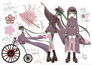 SenbonzakuraMiku1