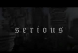 """Image of """"So Serious"""""""