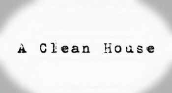 """Image of """"A Clean House"""""""