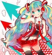Coca-Cola x Hatsune Miku