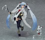 Crane Priestess Figurine 5