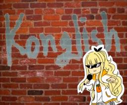 """Image of """"I Only Speak Konglish"""""""