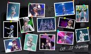 Vsinger live 2020 collage