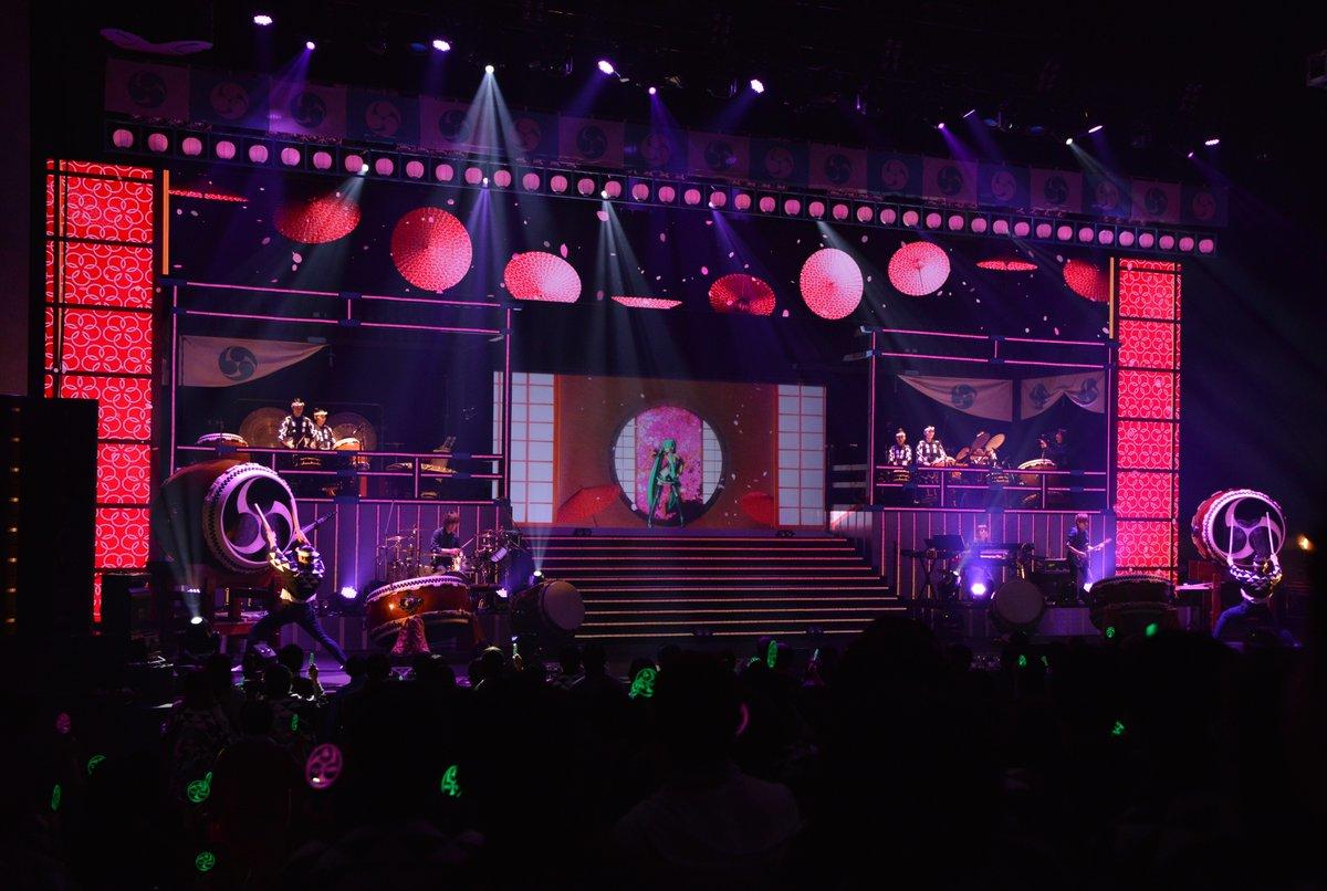Hatsune Miku × Kodo Taiko Performing Arts Ensemble