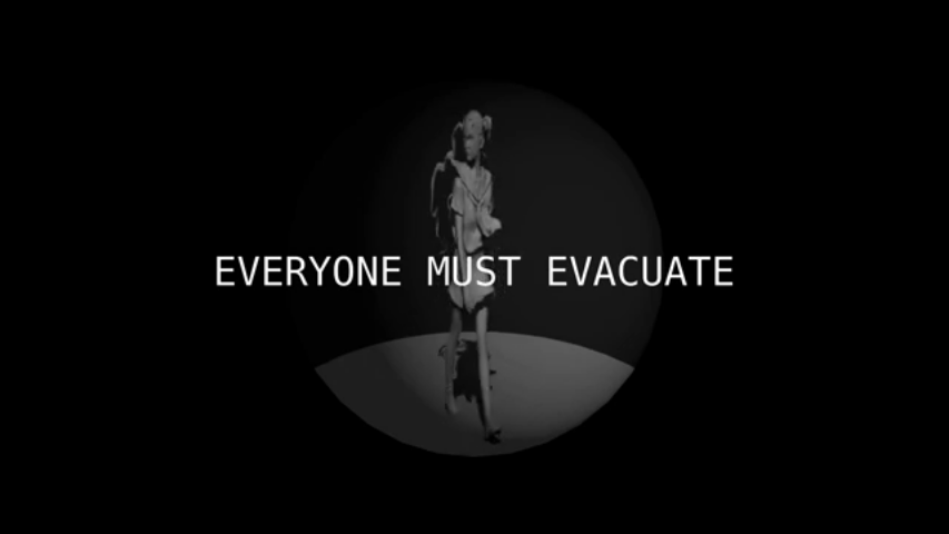 Everyone Must Evacuate