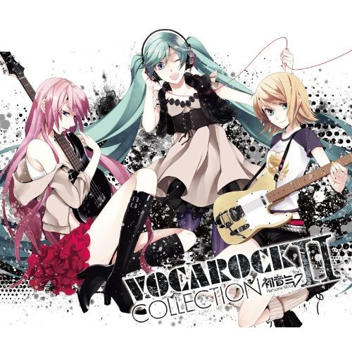 VOCAROCK collection 3 feat. 初音ミク