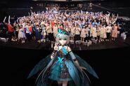 Tianyi birthday 2021 concert 5
