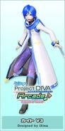 KAITO Hatsune Miku Project DIVA Arcade