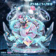 Magical Mirai 2018 (Miracle Nikki)