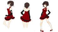 Longan Meiko Dress
