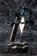 FiguStnd BRS BlackRockShooter Cannon