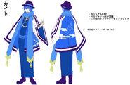 Ohedo Julia Night Character Sheet-Kaito