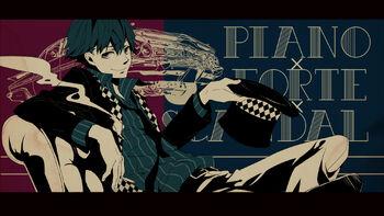 """Image of """"ピアノ×フォルテ×スキャンダル (Piano × Forte × Scandal)"""""""