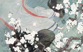 """Image of """"赏花诗 (Shǎng Huā Shī)"""""""