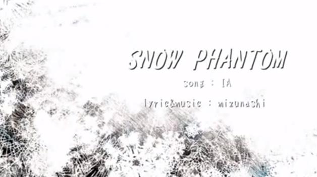 SNOW PHANTOM