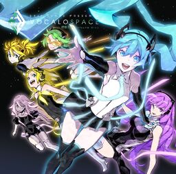 "Image of ""EXIT TUNES PRESENTS Vocalospace feat. 初音ミク"""