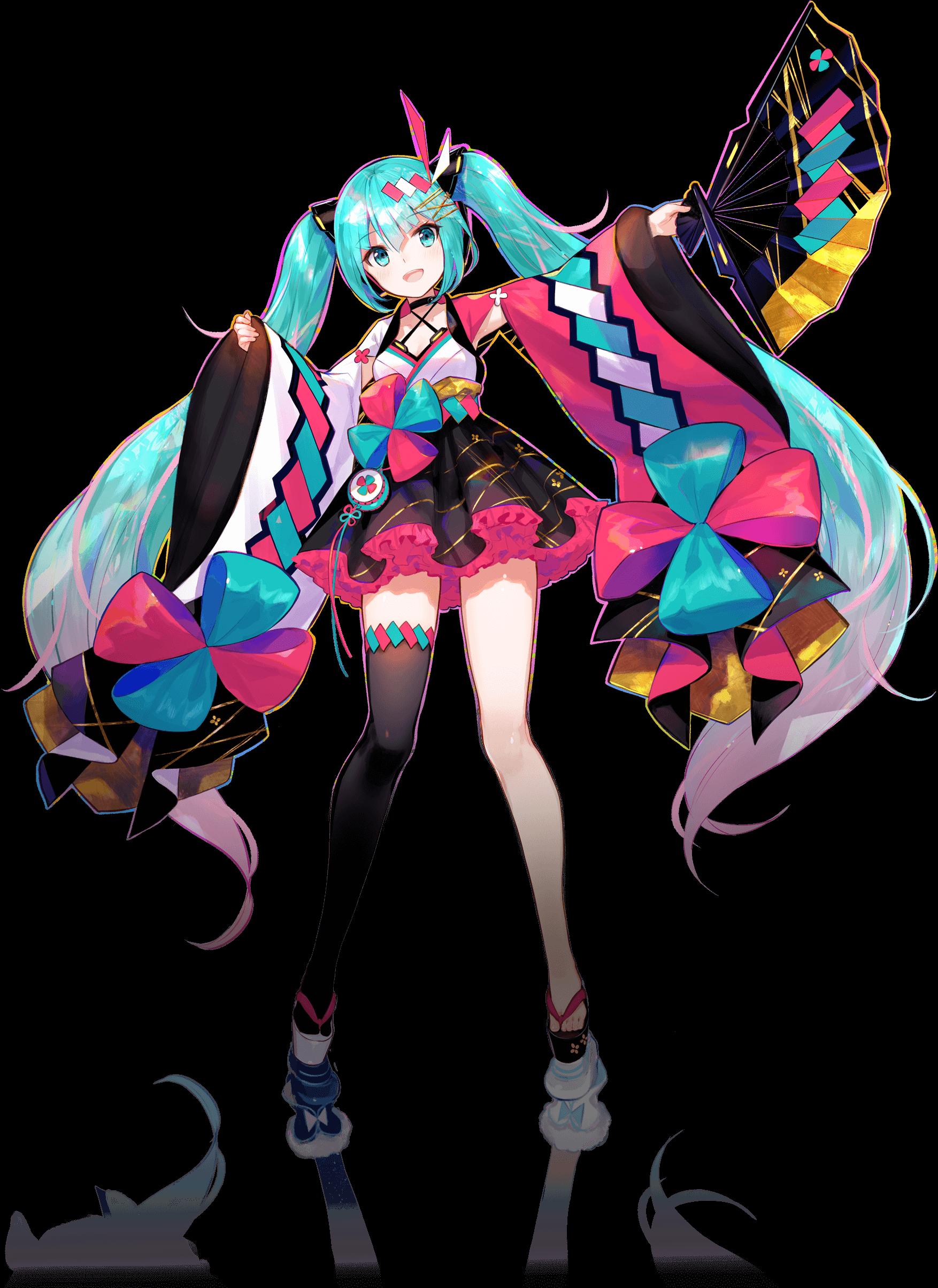 Hatsune Miku Magical Mirai 2020