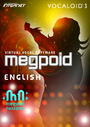 Megpoid English Package Front