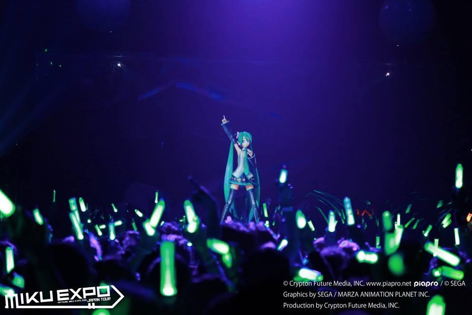 HATSUNE MIKU EXPO 2016 Japan Tour