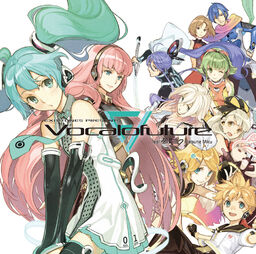 "Image of ""EXIT TUNES PRESENTS Vocalofuture feat. 初音ミク"""