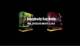 "Image of ""Everybody Say Hello"""