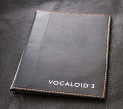 VOCALOID3 Leather Book Cover Black.jpg