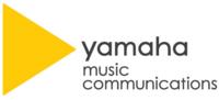 Yamaha music communications logo