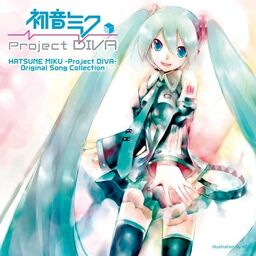 """Image of """"初音ミク -Project DIVA- Original Song Collection"""""""
