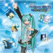 Project diva arcade original song collection 2